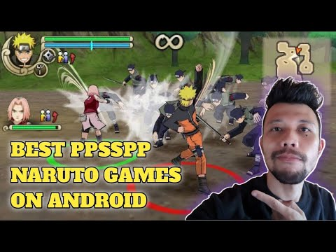 Naruto Shippuden - Ultimate Ninja Heroes 3 | Ppsspp Game For Android | Gameplay Review | Tutorials |