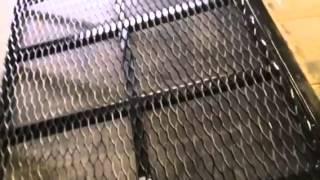 Trailer ramp / gate spring lift assist