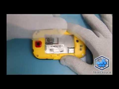 كيفية فتح هاتف samsung corby s3650
