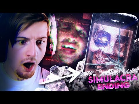 THE MOST UNSETTLING ENDING.. ABANDON HOPE!! || Simulacra (ENDING)