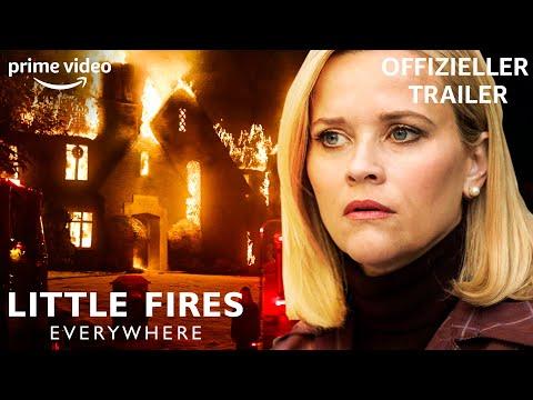 Little Fires Everywhere | Offizieller Trailer | Prime Video DE