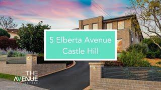 5 Elberta Ave, Castle Hill