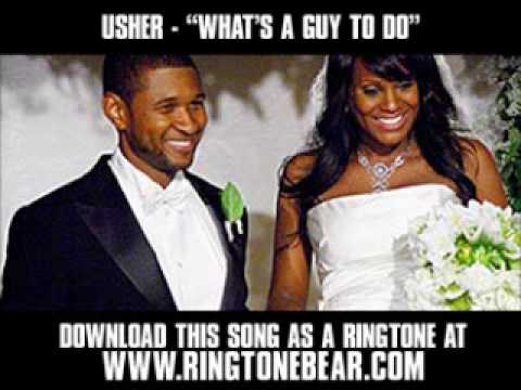 USHER - WHATS A GUY TO DO
