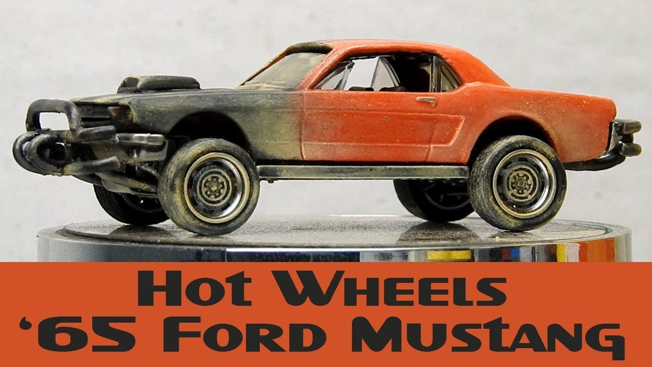 Hot Wheels Custom E Johnson S 65 Mustang From Cherry 2000
