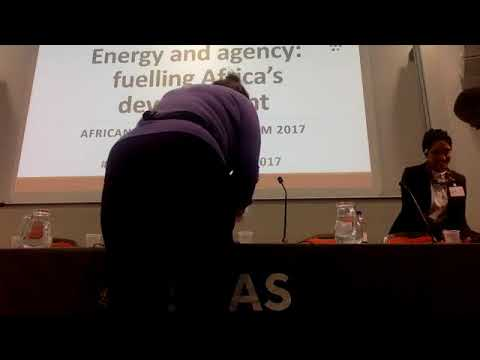 SOAS African Development Forum 2017 (Part 1)
