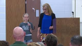Walker Elementary | 5th Grade Celebration