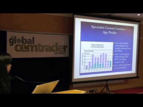 Global cement & clinker trade: prospects to 2025 - Global CemTrader conference 2012