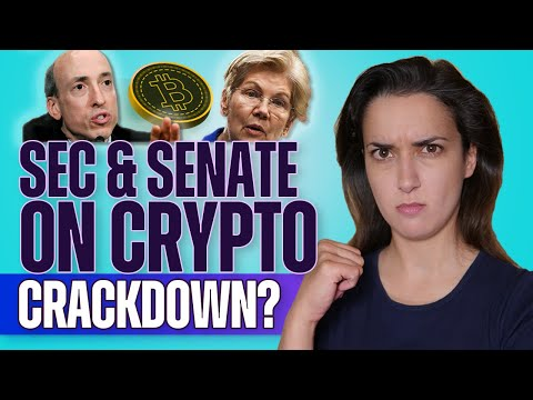 SEC & Congress on Cryptocurrency! (Crackdown?) - Gensler vs US Senate