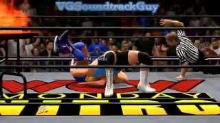 WWE 2K14 Gameplay (XBOX 360)