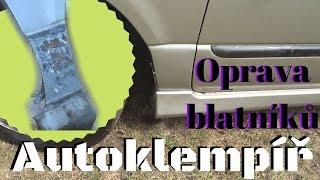 Oprava blatníků (Car body repair)