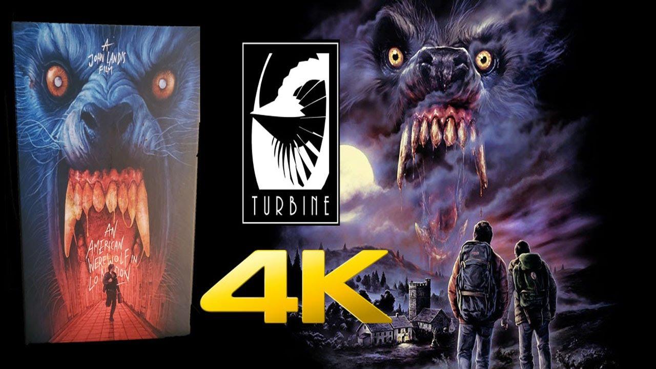 An American Werewolf 4K Unboxing!