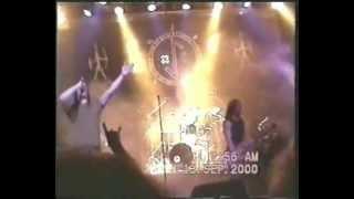 Sentenced - Live in Budapest, Hungary (2000) [Full Concert]