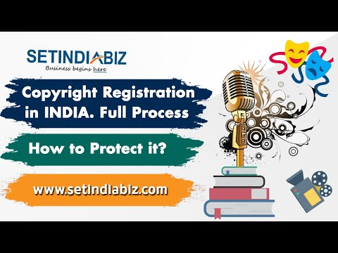 Copyright Registration Process In India   ©   How To Apply   Fees   Copyright Act, 1957
