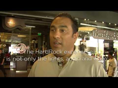CONTROL4 - Hard Rock Cafe Lima, Peru  || ALVAN ELECTRONICS