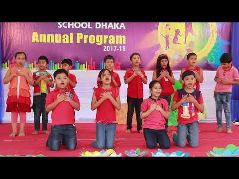 Royal School Dhaka Annual Program 2017 - We shall overcome