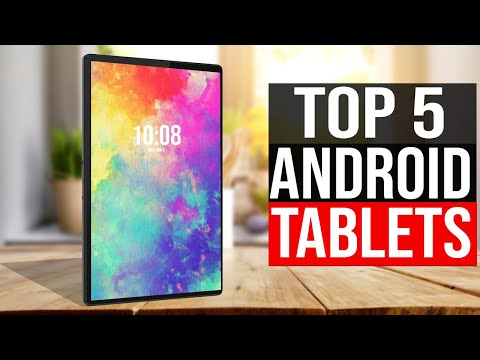 Top 5 Best Android Tablets 2021