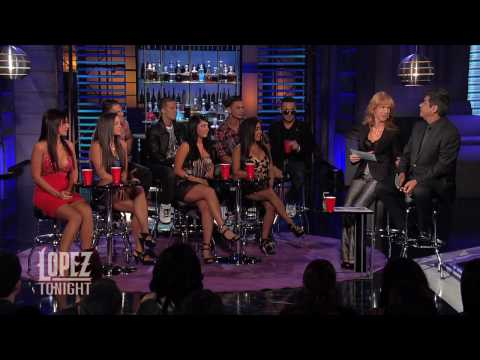 'I Never' with 'Jersey Shore' & Kathy Griffin