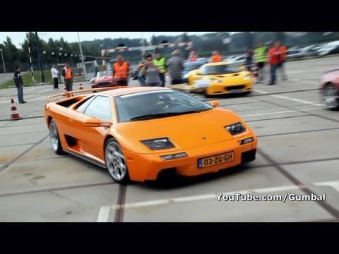 Lamborghini Diablo Vt 6 0 V12 Sound 1080p Hd Youtube