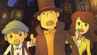 Classic Game Room - PROFESSOR LAYTON and the LAST SPECTER review