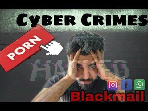 CYBER CRIMES IN INDIA L HACKING L PORN L BLACKMAIL L EXPERT TALK IN HINDI L THEFORMALEDIT