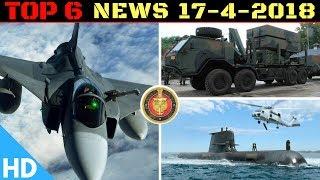 Indian Defence Updates : India Sweden Sign Gripen ToT, Russia Offers Amur for P-75I,IAF NASAMS