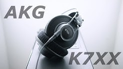 "AKG K7XX - The ""Affordable"" Audiophile Headphones!"