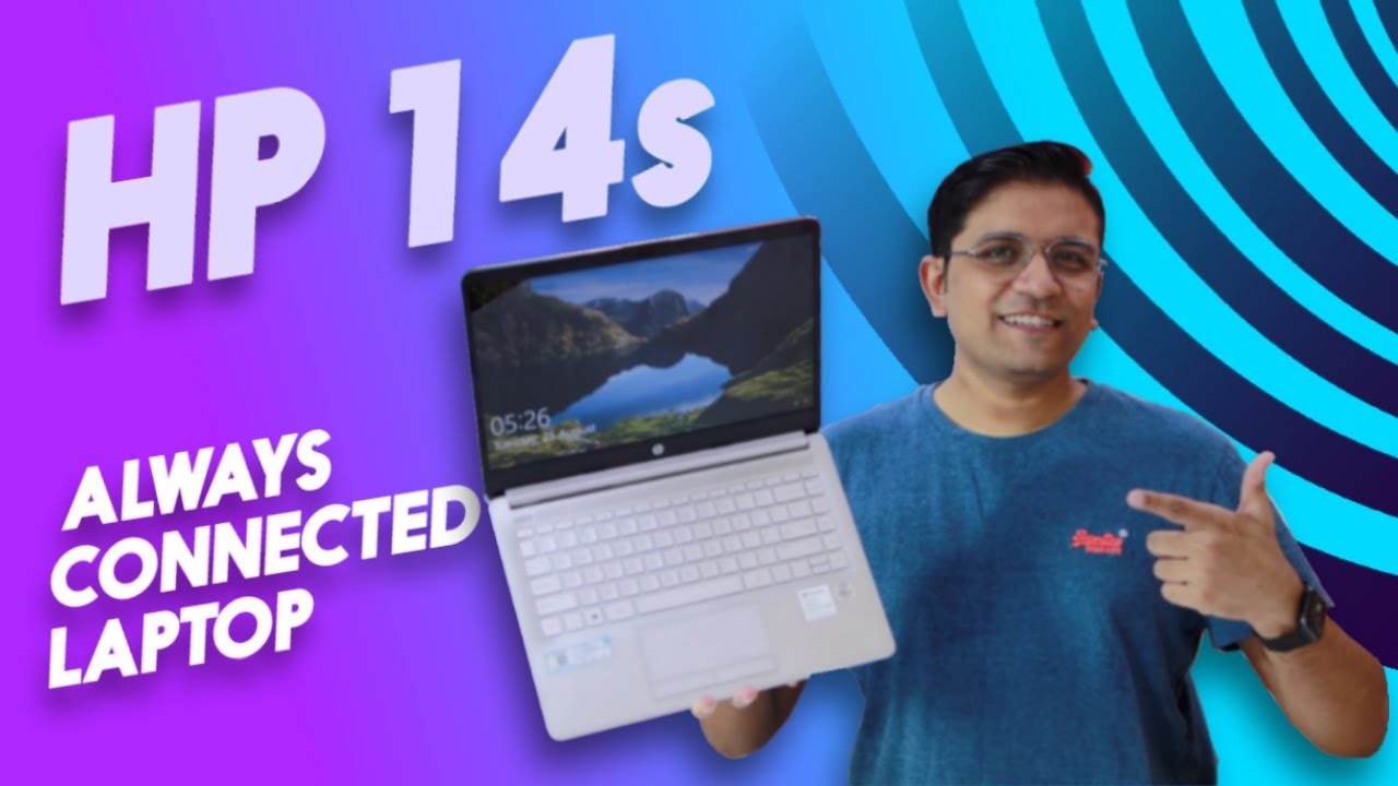 Download HP 14s Always Connected Laptop - The Best Laptop For Students!