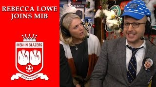 Men in Blazers: Rebecca Lowe hands out half season awards | NBC Sports