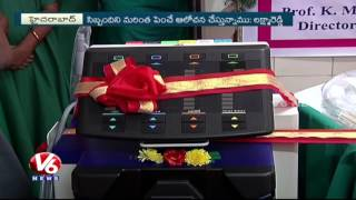Health Minister Laxma Reddy Warns Against Defaming Health Services | V6 News