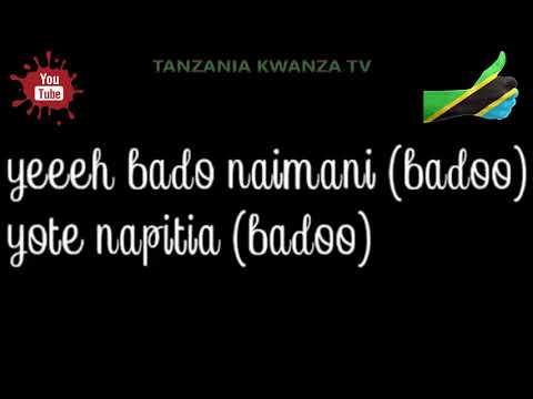 Dogo Janja - Imani (Lyrics Video)
