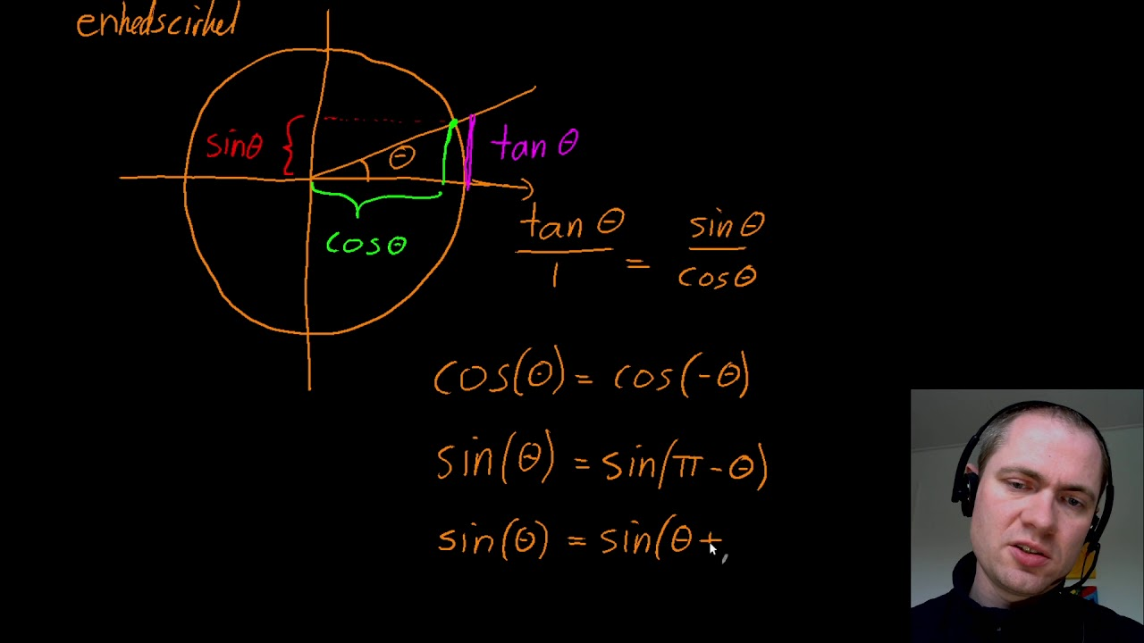 Trigonometriske funktioner