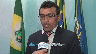Vereador Dedé de Mecier se diz preocupado com as consequências da greve dos caminheiros