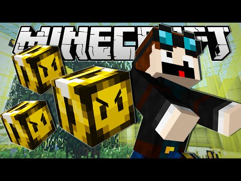 Minecraft | GETTING STUNG BY A BEE!! | Custom Command