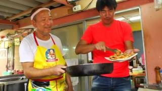 ตลาดสดสนามเป้า | 5 กรกฎาคม 2558 | สมรักษ์ คำสิงห์ - อาหารญี่ปุ่นโฮมเมด | 2-4