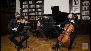 Ember I Piano Trio - Dawn (Shahar Regev)