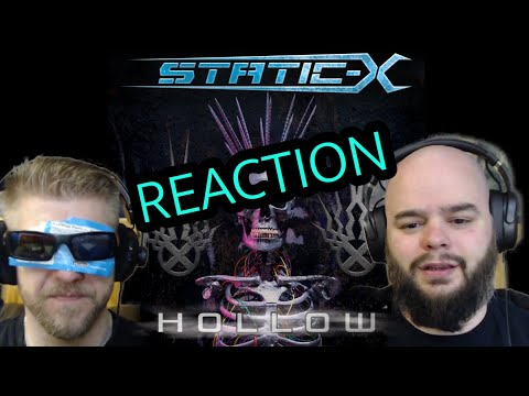 Awesome !!!! Finally!!!  - STATIC X - HOLLOW