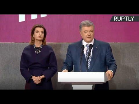 Заявление Порошенко после второго тура выборов президента Украины — LIVE