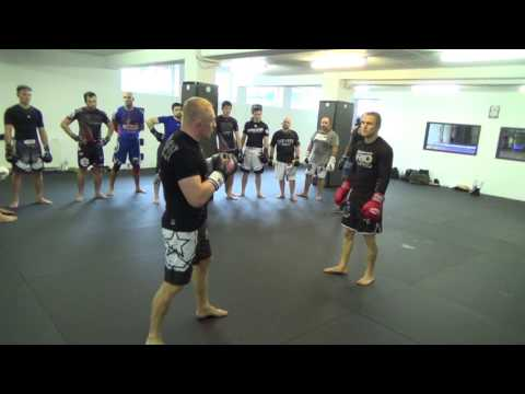 MMA Training Regensburg - Taktik Takedown