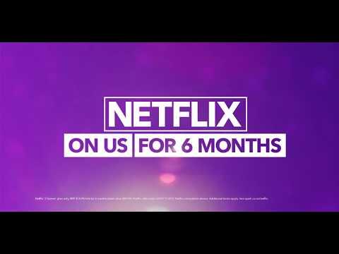 Unlimited Broadband: Netflix deal
