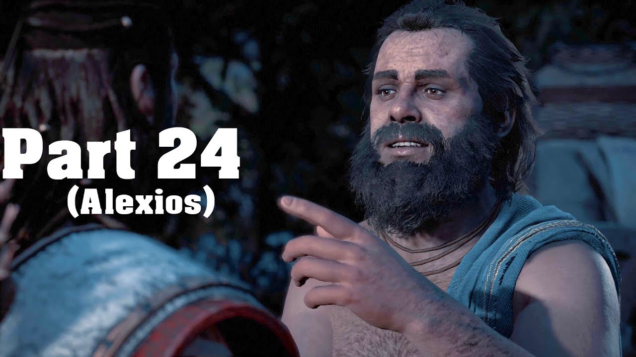 AC Odyssey Gameplay 32 - Alexios - YouTube