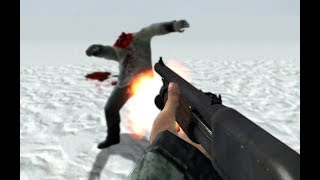 Left 4 Dead 1 Weapons in Garry's Mod