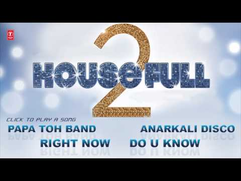Housefull 2 Full Songs  Jukebox