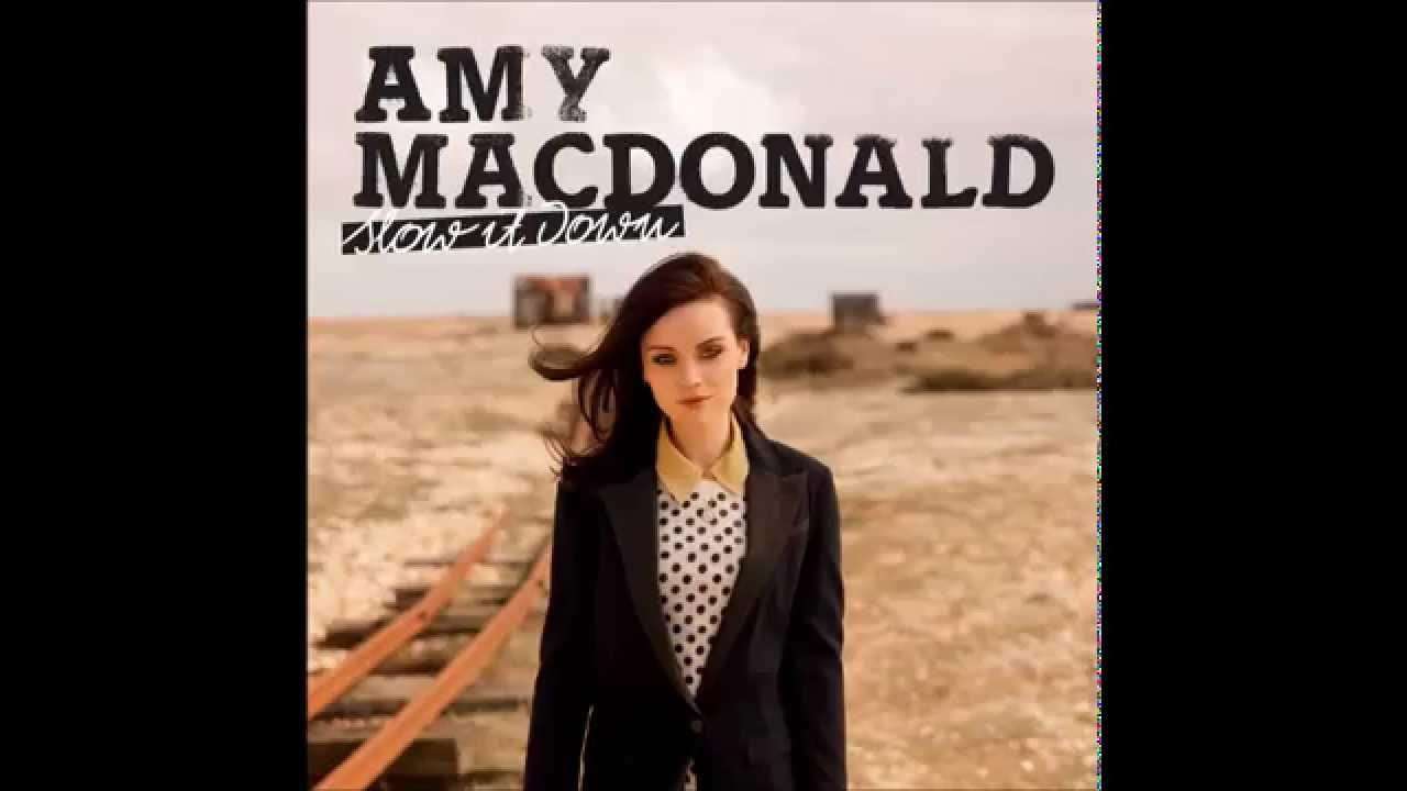 Amy macdonald song this is the life barrowland ballroom dizzy.