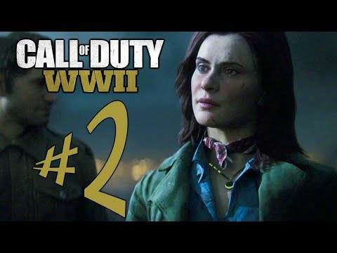 Call of Duty WW2 - Parte 2: Vive La Résistance! [ PC - Playthrough ]