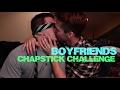 Boyfriends Chapstick Challenge video