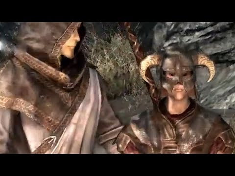 [Skyrim] Aldmeri Noble #2 - Staggering to victory!