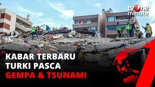UPDATE! Kondisi Terkini Turki Setelah Gempa dan Tsunami Dahsyat!   tvOne Minute