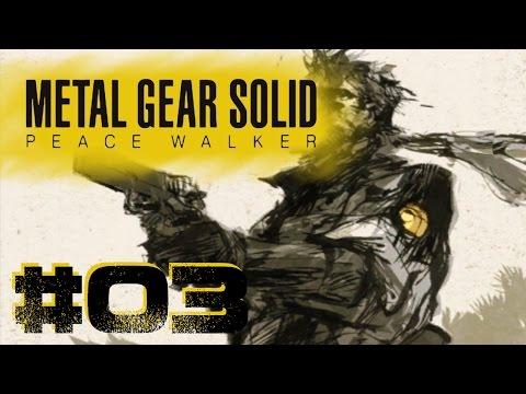Die Rebellen - Metal Gear Solid: Peace Walker #03 | Rodby Multigaming |