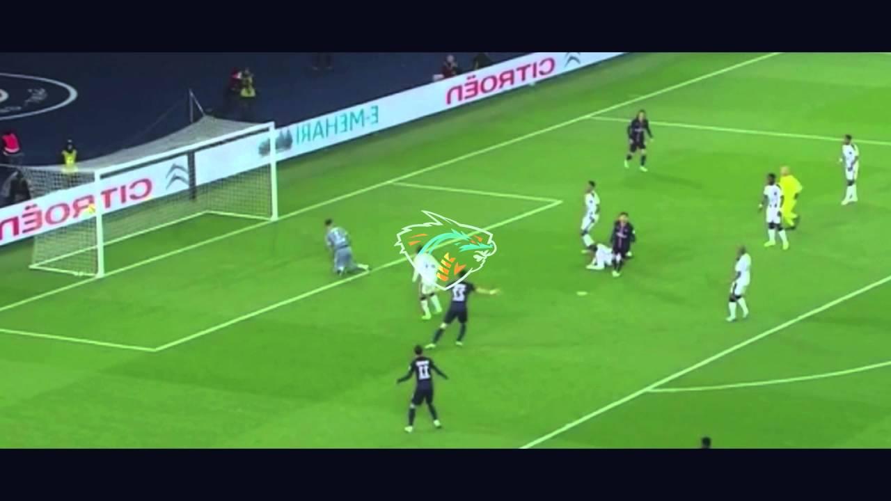 PSG vs Rennes (4-0) [29/04/16]