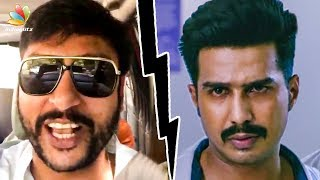 RJ Balaji & Vishnu Vishal Fight Out on Twitter | Hot Tamil Cinema News | LKG Movie